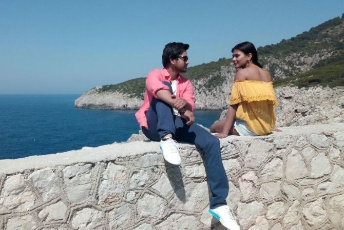 Andhhagadu  Telugu Movie Stills  2