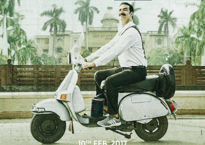 Akshay Kumar Jolly LLB 2 Movie Poster First Look  2