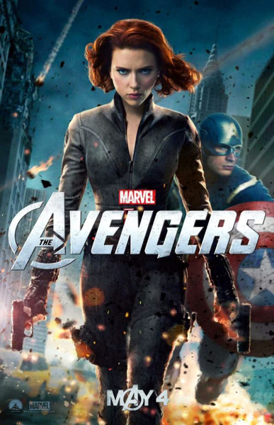 The Avengers Movie New Poster
