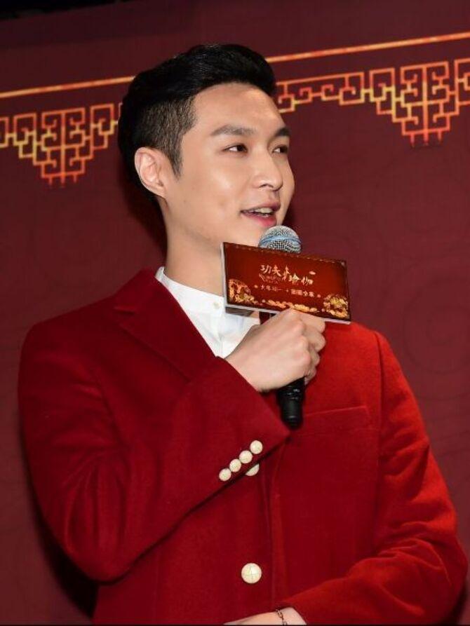 Lay Zhang Kung Fu Yoga Movie Event Stills  2