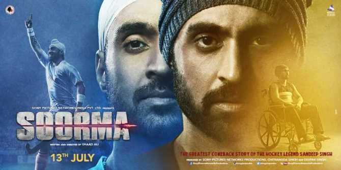 Soorma Movie Poster 03