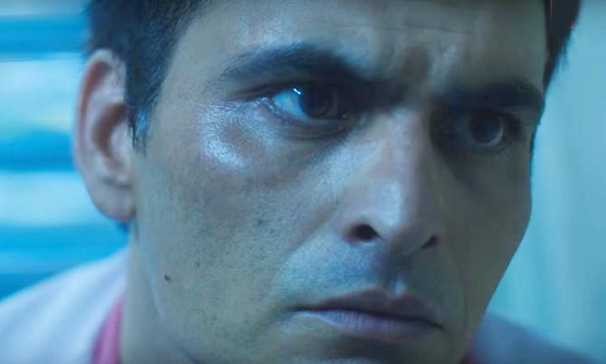 Manav Kaul Tumhari Sulu Movie Still  11