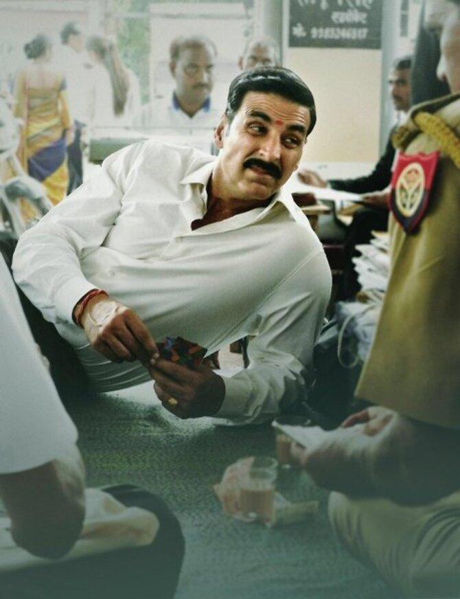 Akshay Kumar Jolly LLB 2 Film Stills  1