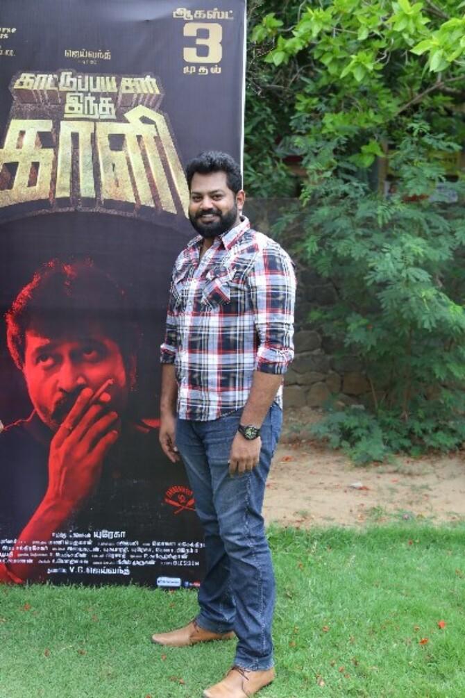 Kattu Paya Sir Intha Kaali Tamil Movie Press Meet  22