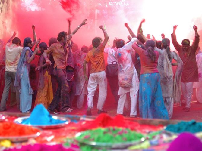 Perayaan festival