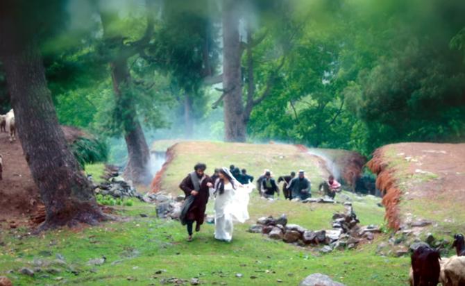 Tripti Dimri and Avinash Tiwary Laila Majnu Movie Photos  10