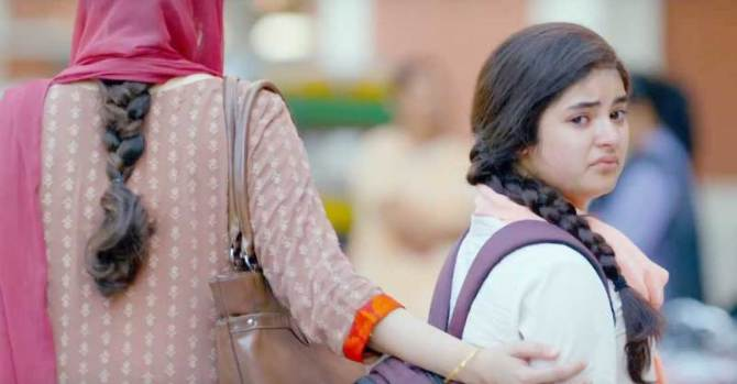 Zaira Wasim Secret Superstar Movie Stills  15