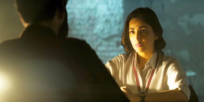 Yami Gautam starrer URI Hindi Movie Photos  23