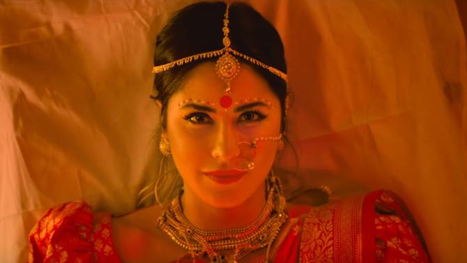 ZERO Movie  Starring Shah Rukh Khan   Katrina Kaif  13