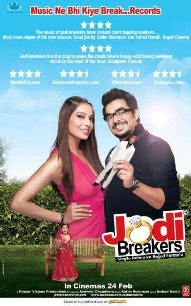 Brand New Jodi Breakers Starring Bipasha and Madhavan Poster