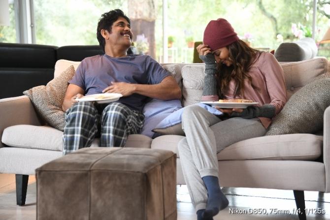 Nagarjuna and Rakul Preet Singh Starrer Manmadhudu 2 Telugu Movie Stills  33