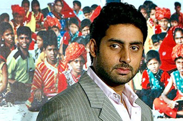 Abhishek Bachchan Bol Bachan Movie Photo