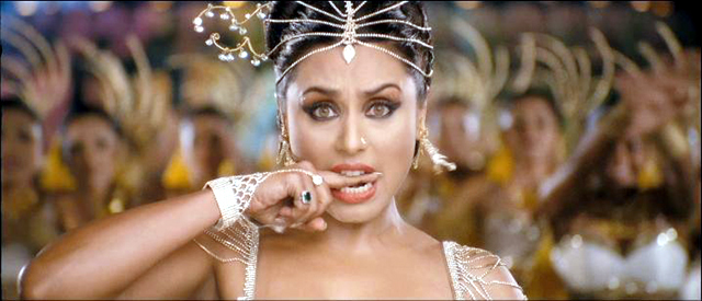 Rani Mukerji Aiyyaa Movie Song Image