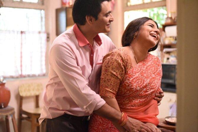 Vidya Balan Movie Tumhari Sulu Stills  3