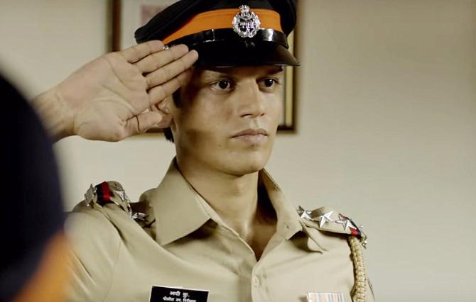 Vijay Varma Monsoon Shootout Movie Stills  8