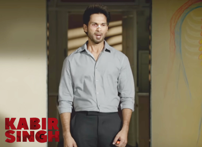 Shahid Kapoor starrer Kabir Singh Hindi Film Photos  73