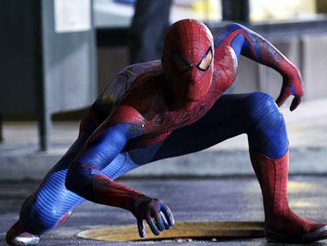 The Amazing Spider Man Stills