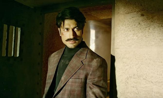 Vidyut Jammwal Baadshaho Movie Stills  16