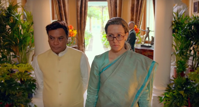 Suzanne Bernert  The Accidental Prime Minister Hindi Movie photos  18