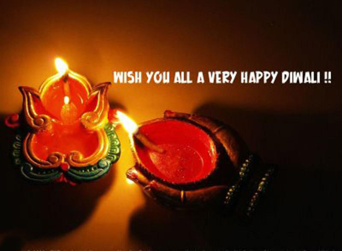 Inspirational Diwali Wishes