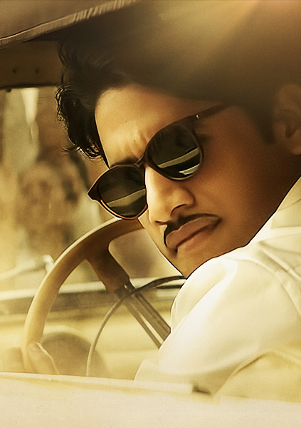 Yuva Samrat Naga Chaitanya as Legendary ANR From Mahanati  1