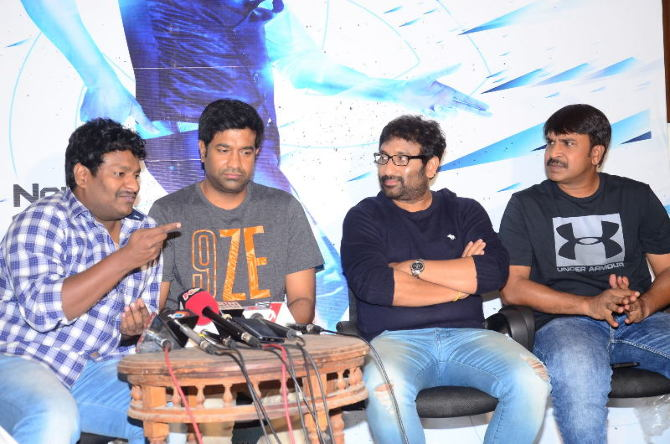 Amar Akbar Antony Movie Comedians Pressmeet  26