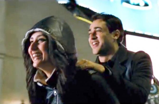 Imran khan new movie 2012 songs / Wild orchid movie love scenes