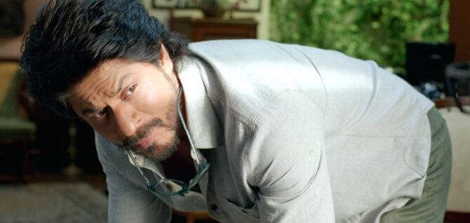 Shah Rukh Khan Dear Zindagi Movie Pic