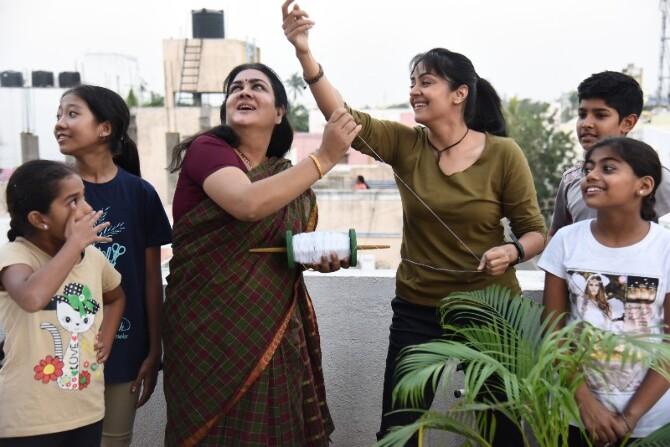 Magalir Mattum Tamil Movie Photos  9