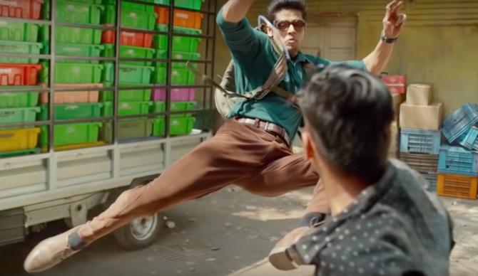 Abhimanyu Dassani Mard Ko Dard Nahi Hota Movie Photos 6