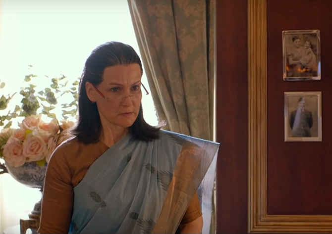 Suzanne Bernert  The Accidental Prime Minister Hindi Movie photos  22
