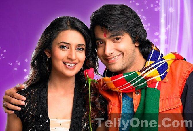 Divyanka Tripathi and Sharad Malhotra