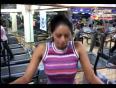 Actress Bhairavi Goswami's workout