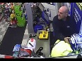 Man Takes Down Armed Robber